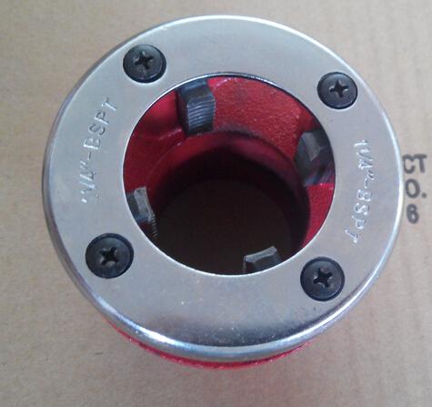 Hlg-62b Ratchet Pipe Threading Kit 1/2