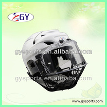 Popular Impact resistance PP Ice hockey helmet taekwondo price