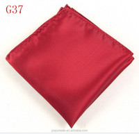 2015 soft fashion handkerchief pocket aqure for men
