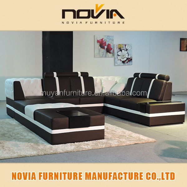 High Quality Living Room Pu Cheaper Sofa From Foshan China 302 - Buy