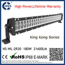 NSSC factory wholesale offroad jeep suv atv cree led light bar Waterproof, Dustproof, Shockproof, CE, ROHS Passed