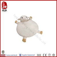 cute plush doll sheep toys for kids
