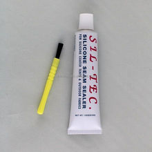 Seam sealing silicone seam sealer for tent repair, tent accessories