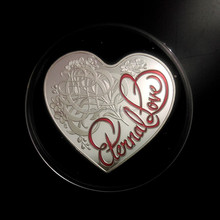 Personalized Design Eternal Love Pretty coins wedding gifts for guests