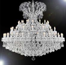 Hotel decorative modern wholesale chandelier crystal