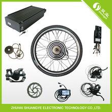 Elektro-bike-kit e- fahrrad lcd-display für den europäischen markt