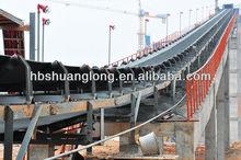 Heat Resistant Rubber Conveyor Belt for Transporting Cement Clinker/Steel/Coal Mine