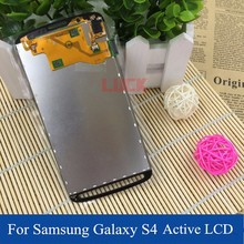 LCD for Samsung Galaxy S4 Active LCD Screen Display with Touch Screen Digitizer Replacement White Grey Gray i9295 i537 E470S
