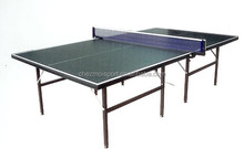 Outdoor competition and training marble table tennis table