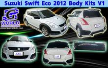 SUZUKI SWIFT ECO 2012 Body Kit V.1 (10 pcs)