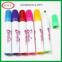 Versatile Drawing Tool Water-based Water Color Marker Pen