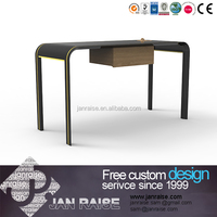 Cheap modern custom wooden computer desk,office computer desks,wooden computer table design