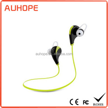 2015 hot selling dual side bluetooth headset sport