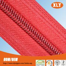 chinese wholesale companies long chain nylon zipper backpack zippers