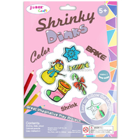 Make your own shrinky dinks arts and crafts for kids