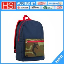audited factory wholesale price plain preferential backpack