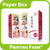 Taiwan Top Sale Food Paper Box Packaging