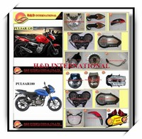 Cheap Lifan spare parts high quality motorcycle headlight Lifan spare parts