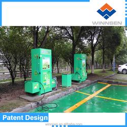 Optima car wash machine , vacuum/foam/tire pump electric coin car wash WCW-A10