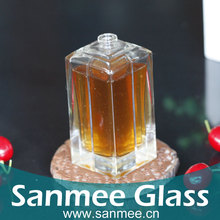 Supplies Mini Glass Bottles 98ml Transparent Glass Bottle For Perfume