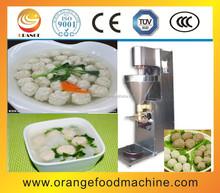 Automatic fish ball manufacturing machine/meat ball rolling machine