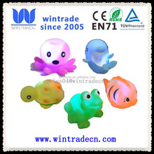 2015 new water LED bath toy for children