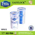 2014 nueva botella de agua de plástico deporte cómodo y práctico: PP y libre de BPA