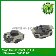 Tactile Push Button Switch Momentary, normally closed tact switch