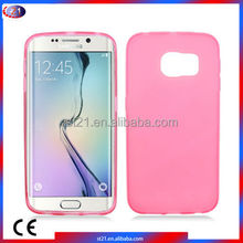 China eBay Website Smartphone Case Transparent TPU Protector Cover Mobile Phone Case For Samsung Galaxy S6 Edge G925