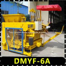 producto de calidad DMYF-6A máquinas para fabricar ladrillos huecos