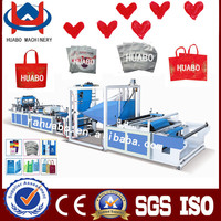 High speed low price multifunctional automatic non woven bag making machine non woven bag cutting and sewing machine