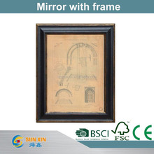 popular best quality big wall framed picture