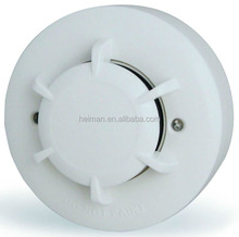 Conventional 24v electric fire alarm Smoke and heat combined detector