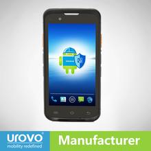 Enterprise Smartphone with wifi/bluetooth/GPS/WCDMA.Urovo i6300 Data terminal