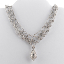 Fancy High Quality Wholesale Indian Necklace Aliexpress Jewelry Jewel Craft