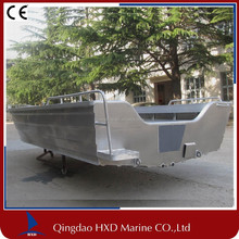 CE approved boat aluminum landing craft for sale