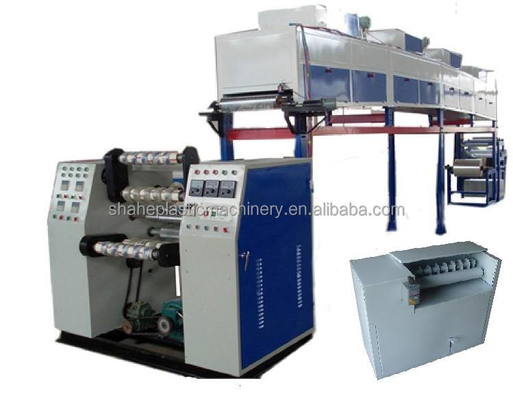 High speed adhesive tape making machinery,bopp tape making machine,adhesive tape coating machine