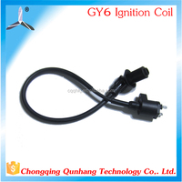 Made In China ATV Parts Motorcycle Parts GY6 Ignition Coil Pack