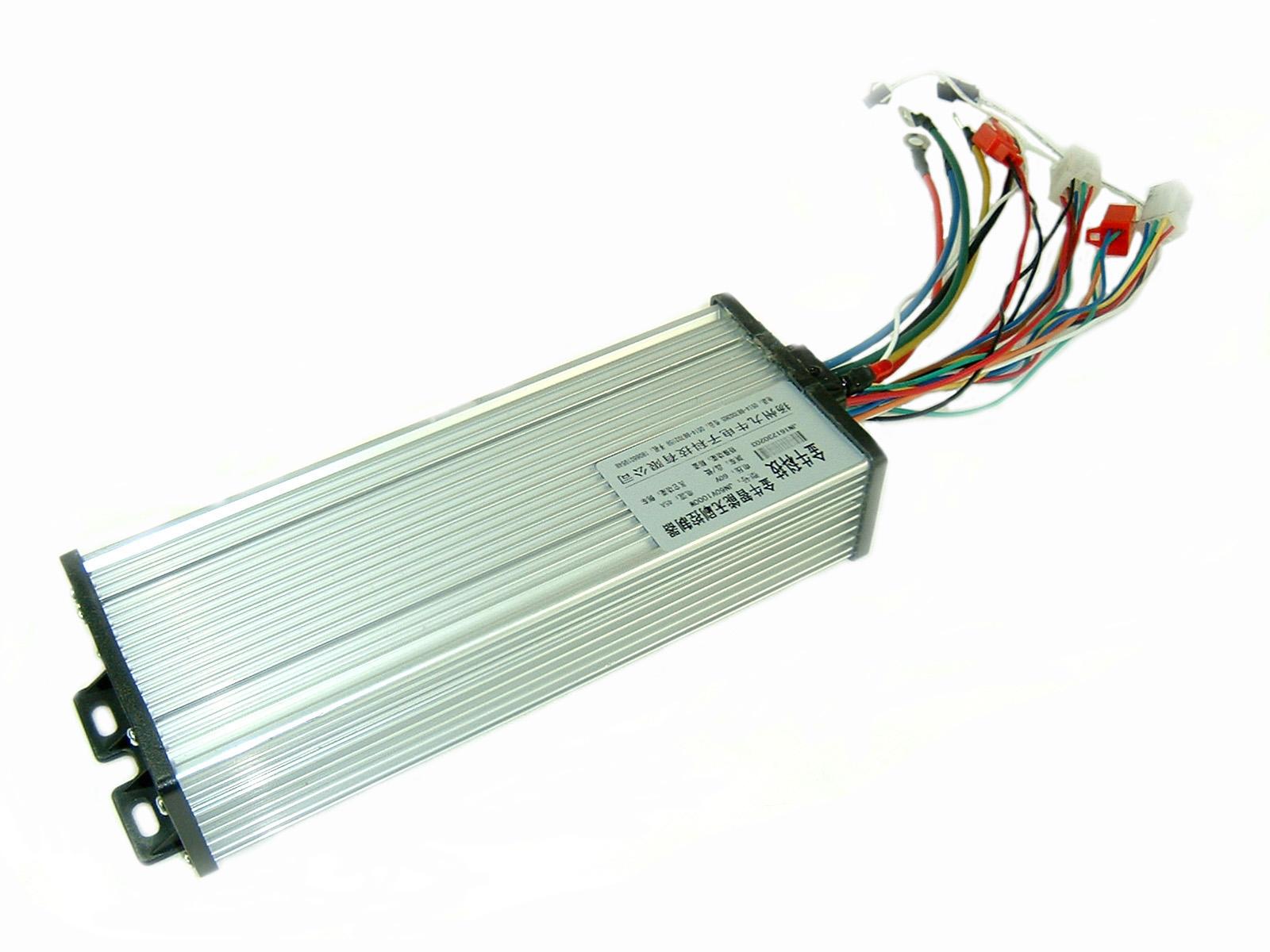 Vente chaude et de haute qualit v lo lectrique for Controleur de tension electrique