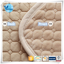 popular Flannel Fabric soft Floor Carpet made in Suzhou