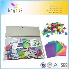 eva alphabet diy craft,eva sheets factory