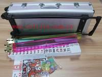 American Mah Jong Sets wheeled cases