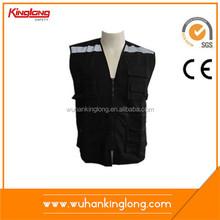 2015 Good Quality New Hot Sale En1150 & En471 Class 2 Reflective Safety Vest