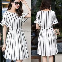 WOMENS Short Sleeve Crew Neck Vestidos Femininos Slim Fit Pencil Dress Long Sleeve Plus Size Chinese Clothing Online Store