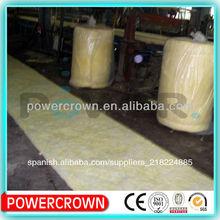 calefacción del barril de aislamiento refractario de mantas de lana de vidrio para el aislamiento térmico