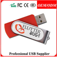 Free sample , Topsale OEM Simple and Practical Swivel otg usb flash drive