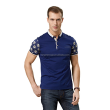 fashion style China Factory new style products wholesale fashion polo shirt clothes