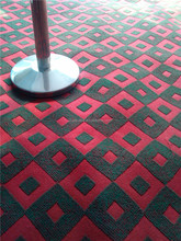 bedroom,office,commercial,hotel nonwoven jacquard carpet