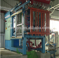 EPS styrofoam shape moulding Machinery for foam fish box for sale
