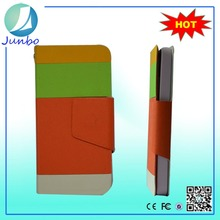 Fashionable stylish cover wallet flip leather case for nokia c7